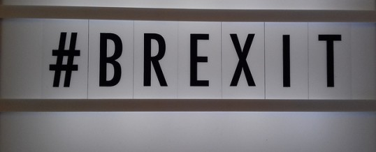 How to deal with Brexit risks